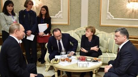 Глава МИД Франции: в Минске Путин требовал автономии для Донбасса