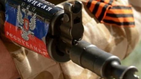 """Очевидец: сегодня в Донецке """"ополченцы"""" расстреляли человека"""