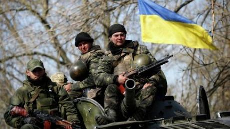 """Штаб АТО: донецкое направление остается самым """"горячим"""" в Донбассе"""