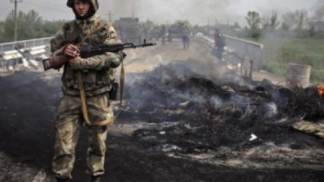 Пресс-центр АТО: В ночь с 7 на 8 февраля боевики 39 раз обстреляли позиции ВСУ
