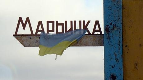 """Там законы не действуют: в прифронтовом городе Марьинка ежедневно идут обстрелы со стороны """"ДНР"""" несмотря на так называемое """"перемирие"""""""
