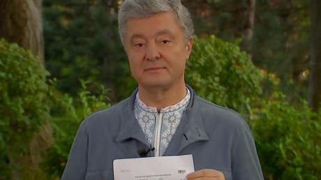 """Похудевший Порошенко впервые обратился к украинцам после борьбы с коронавирусом: """"Открою тайну"""""""
