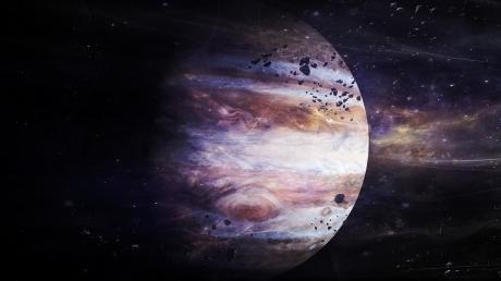 Трехмерный тур на невероятный Юпитер: NASA опубликовало видео полета над северным полюсом газового гиганта - кадры