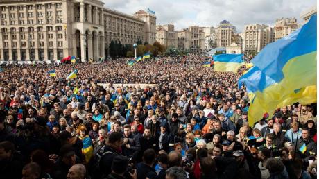 """""""Ужасно не хочется снова Майдан, но..."""" - Бирюков сделал мрачный прогноз после вече в Киеве"""