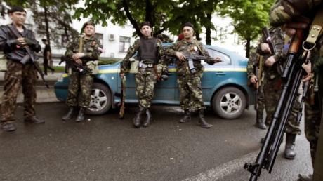 Литва призывает признать ЛНР и ДНР террористическими организациями