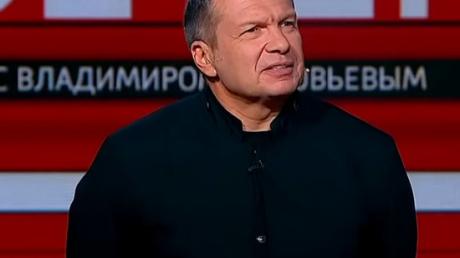 """""""Раствориться в России"""", - Соловьев пригрозил Украине исчезновением"""