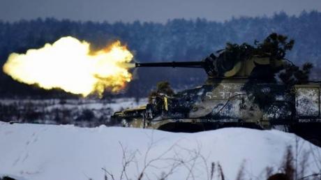 """ВСУ ответили на огонь вражеской 120-мм артиллерии, - у """"Л/ДНР"""" потери и разгромленная техника"""