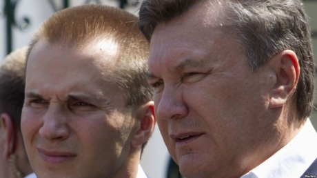 виктор янукович, европейский суд, ес, александр янукович, новости украины