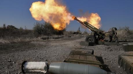 Боевики не прекращают обстрелы Широкино и Марьинки. Есть жертвы