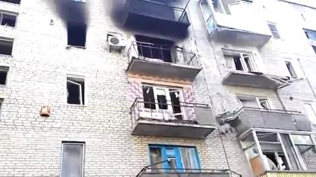 Боевики обстреляли Авдеевку из артиллерии и тяжелого пехотного вооружения, - «ИС»