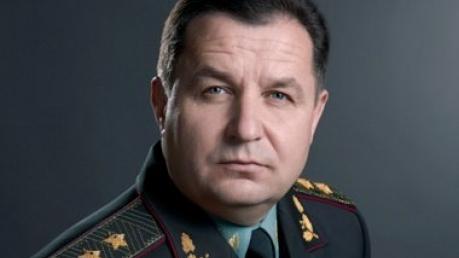 Полторак: в зону АТО неопытных офицеров никто не отправит