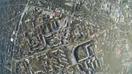 """В Луганске патриоты сделали """"сюрприз"""" оккупантам с помощью БПЛА - в городе переполох"""