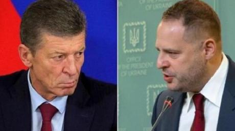"""Ермак ответил на письмо Козака о выходе из переговоров по Донбассу: """"Украина заняла жесткую позицию"""""""
