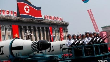 """""""Нанести удар по любой точке земного шара"""", - Северная Корея открыто угрожает всему миру внезапным запуском новейших ракет"""