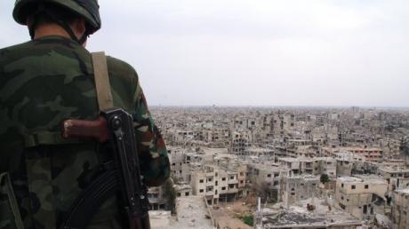 Военный конфликт в Сирии. Хроника событий 24.03.2016
