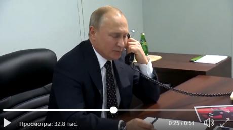 Видео с Путиным на российском ТВ вызвало скандал: жители России поражены произошедшим