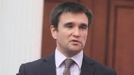 климкин, мид украины, политика, общество, минск, переговоры, донбасс