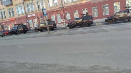 COVID-19, коронавирус, россия, самара, военные