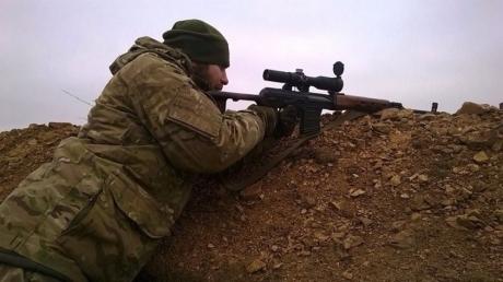 """Штаб """"Оборона Мариуполя"""": во время атак боевиков ранены два военнослужащих"""