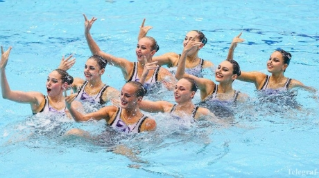 Конгресс FINA переименовал синхронное плавание в артистическое: названы неожиданные причины
