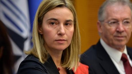 Могерини призвала Россию быть готовой к переговорам