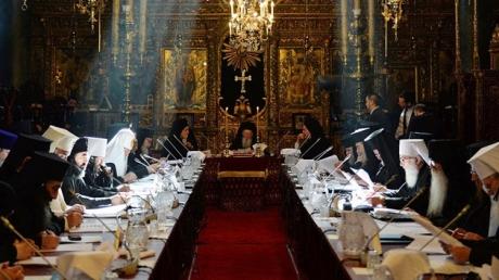 автокефалия, томос, украина, решение, поместная церковь, фото