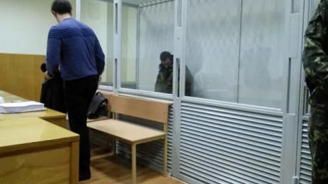 """СМИ: подозреваемый в расстреле Майдана """"беркутовец"""" арестован до 20 апреля"""