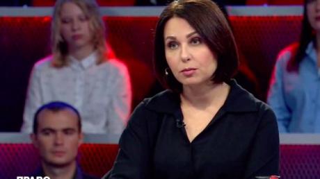"""Ведущая """"Право на власть"""" Наталья Мосейчук призвала всех перед просмотром телемоста посмотреть этот ролик"""