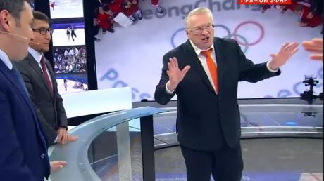 Жириновский рассказал, как Россия планирует захватить Киев: опубликовано видео скандального заявления на российском ТВ - кадры