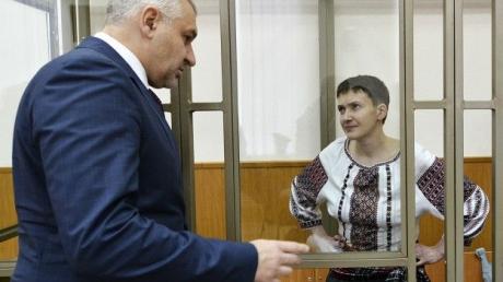 Адвокат об освобождении Савченко: алгоритм обмена может и согласован, но все упирается в сроки