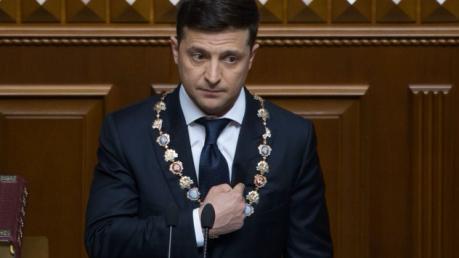 Зеленский в День ВМС Украины сделал громкое заявление о пленных моряках