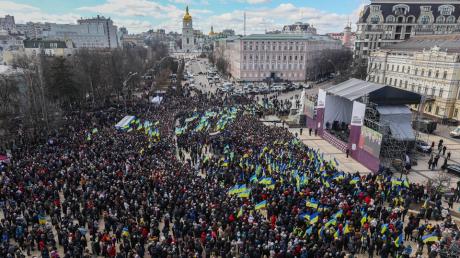 """Киев """"Вече на Майдане"""": онлайн-трансляция """"Остановим капитуляцию"""" - видео"""