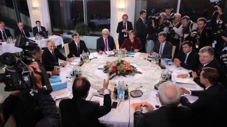 Участники переговоров Нормандского формата приоткрыли тайну, что на самом деле происходило на переговорах в Берлине