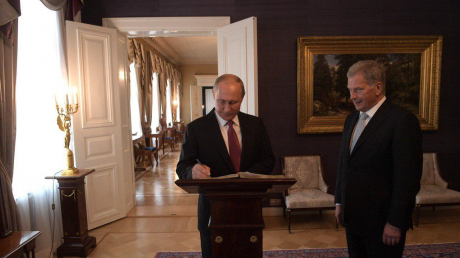 Россия, политика, путин, СМИ, Кремль, Финляндия, встреча, фото
