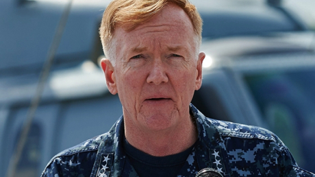 Командующий ВМС США Фогго призвал дать отпор флоту России в Средиземноморье