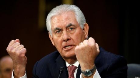 Никаких конструктивных отношений между США и Россией не будет до тех пор, пока Кремль не ответит за хакерские атаки на президентские выборы, - Тиллерсон