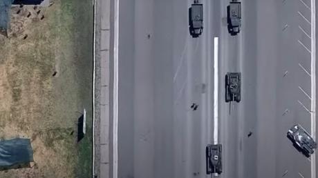 Видео аэроразведки ООС попало в Сеть: военные проникли на базу противника, обойдя российские РЭБ