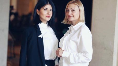 У Разумкова появилась симпатичная пресс-секретарь Ольга Туний: что о ней известно