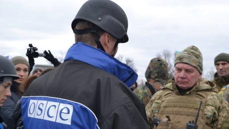 обсе, миссия, полицейская, донбасс, ато, конфликт, украина