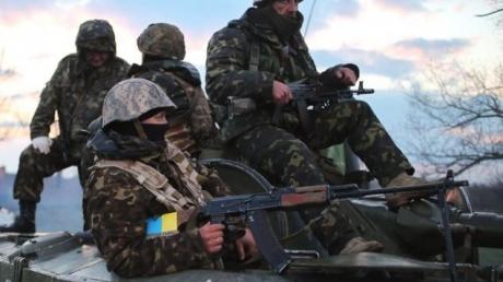 Штаб АТО заявил о нарушении перемирия со стороны ЛНР