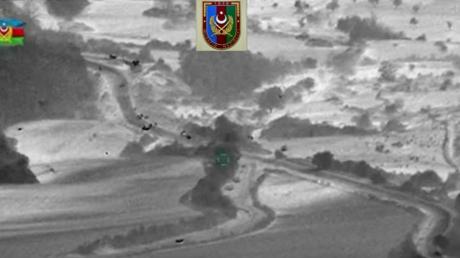Армия Азербайджана штурмует форпост ВС Армении Шушу, ожесточенные бои продолжаются с ночи