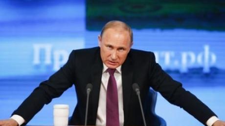 Тотальная пропаганда и контроль над ТВ: Путина поставили в список жесточайших врагов СМИ