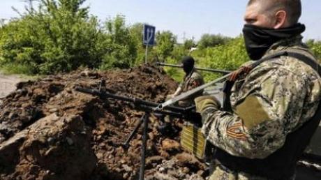 """Террористы """"нашли"""" """"братскую могилу"""" бойцов АТО в Дебальцево"""