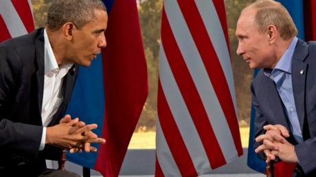 """Обама потребовал от Путина усмирить своих боевиков в """"ЛДНР"""" и не мешать работе ОБСЕ"""