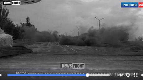 """Украинская армия """"применила"""" на Донбассе против боевиков """"ДНР"""" новое оружие: опубликованное видео вызвало восторг в соцсетях (кадры)"""