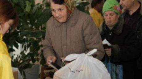 """Фонд """"Поможем"""" продолжает выдачу гуманитарки: Информация на 23 февраля"""