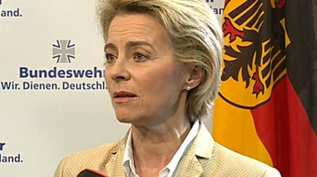 """""""Будем действовать с позиции силы"""", - министр обороны Германии сделала очень неприятное для России заявление"""