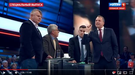 """""""Какая Украина? У нас в Ингушетии может начаться война!"""" - на росТВ скандал из-за неудобной правды в прямом эфире"""