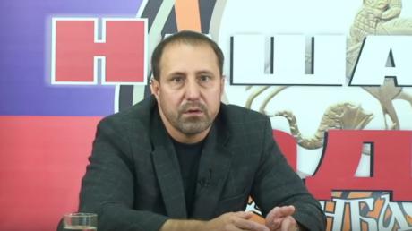 Ходаковский, ДНР, Россия, запрет въезда, Мармазова, видео, терроризм