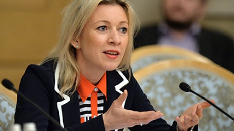 порошенко, статья в The New York Times, политика, мид россии, захарова, украина, россия